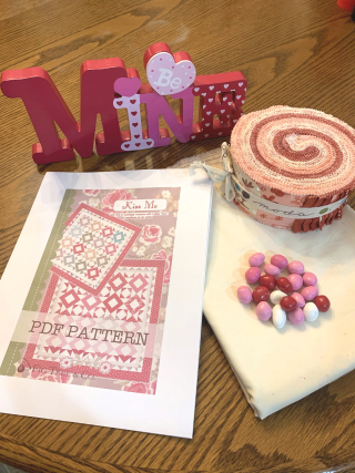 Galentine's Sew Along 2021!