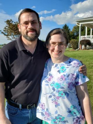 Jonathan and Sarah