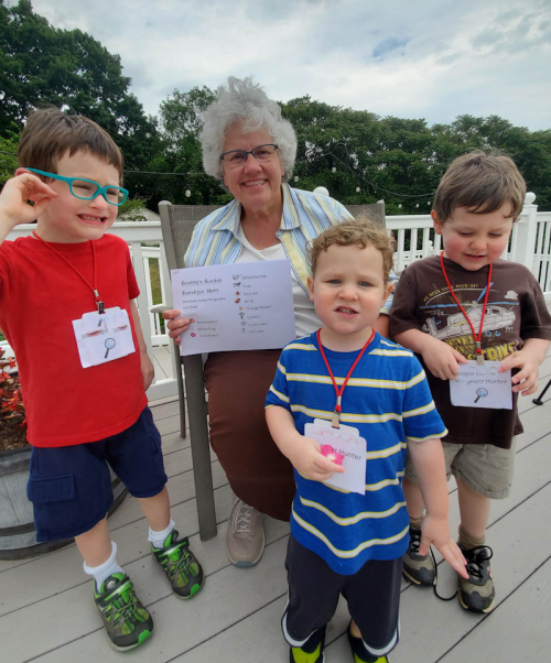 Granny and the Scavenger Hunters